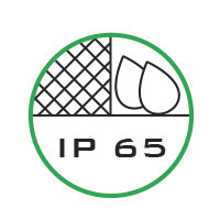 IP 65 CERTIFICATED