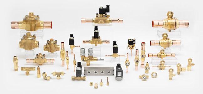 componenti per sistemi di refrigerazione