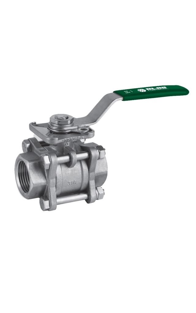 SERIES 4035-4047 BALL VALVES FOR HIGH PRESSURE