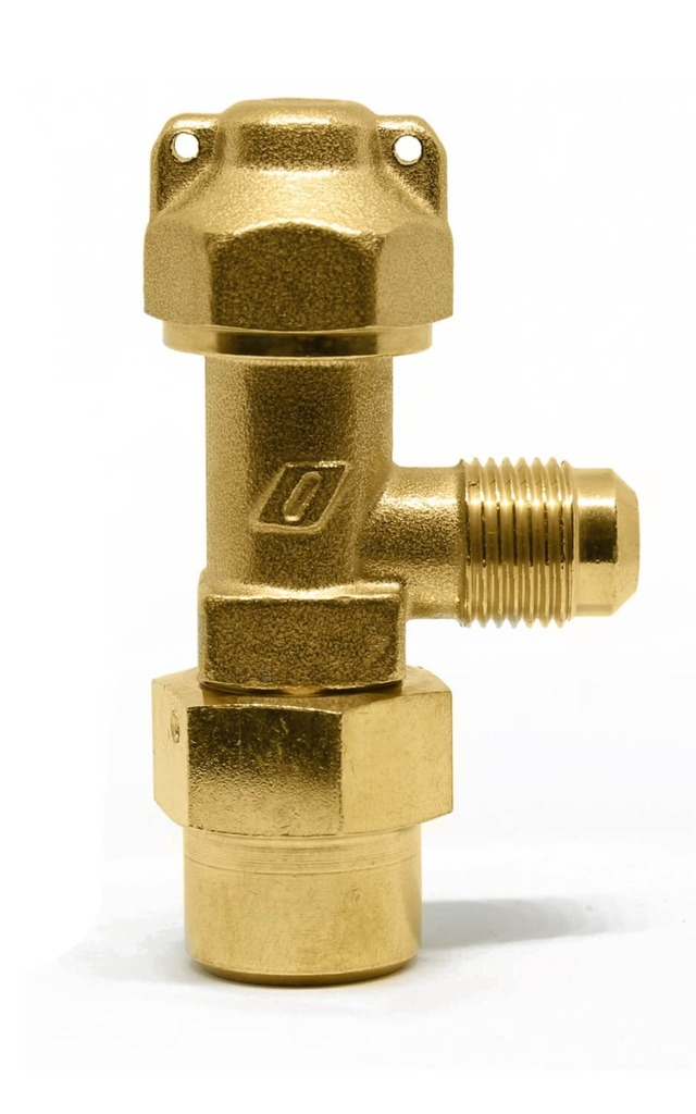 43200 2-WAY RECEIVER VALVE FOR TANK