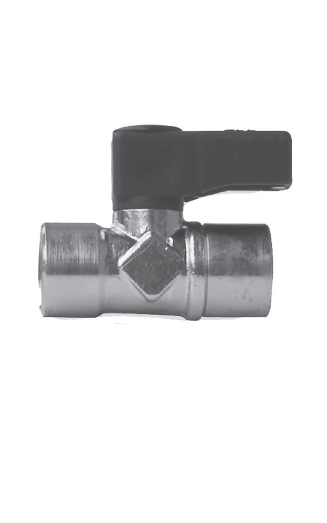 SERIES 570 BALL MICROVALVES - REDUCED PASSAGE