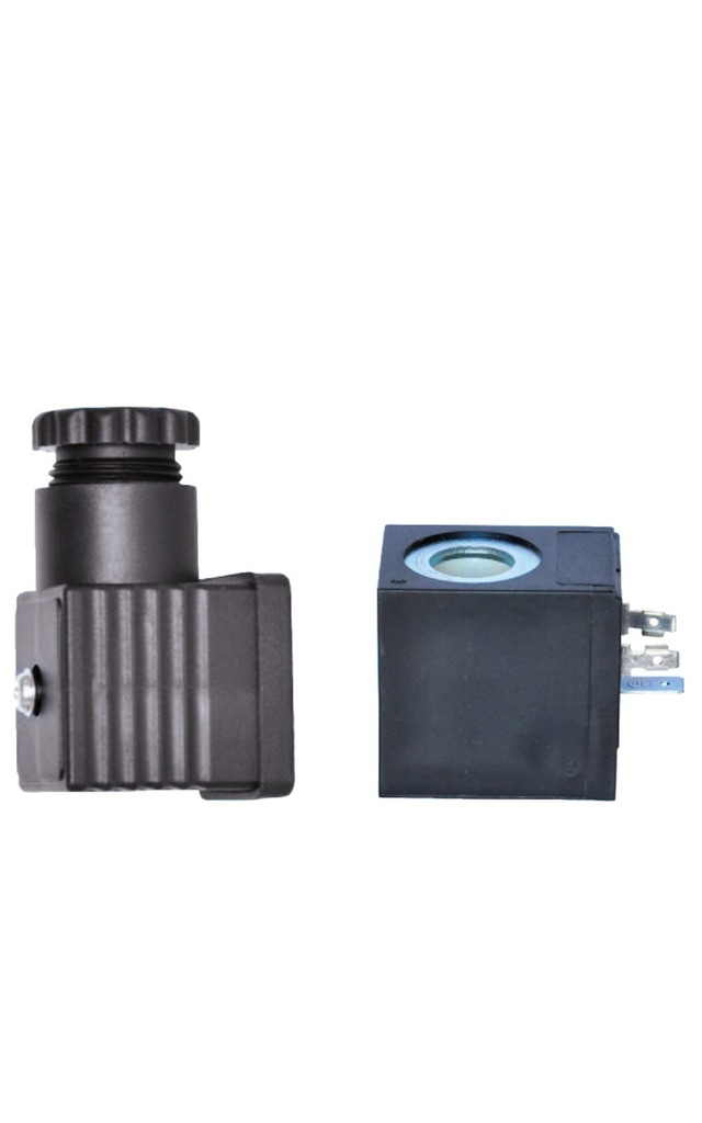 ACCESSORIES FOR SOLENOID VALVES  COILS AND CONNECTORS