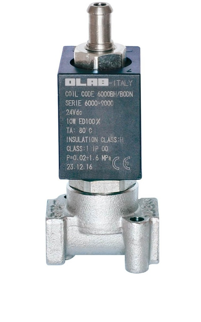 SERIES 9500 3/2 WAYS SERVICEABLE SOLENOID VALVES (22 MM) -INOX INSERT